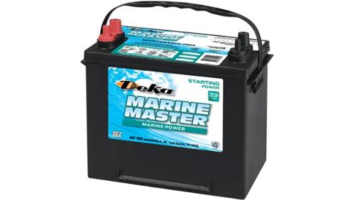 marine batteries at Jowers Batteries