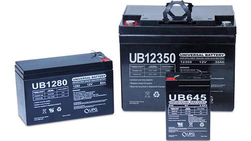 sealed lead acid batteries at Jowers Batteries